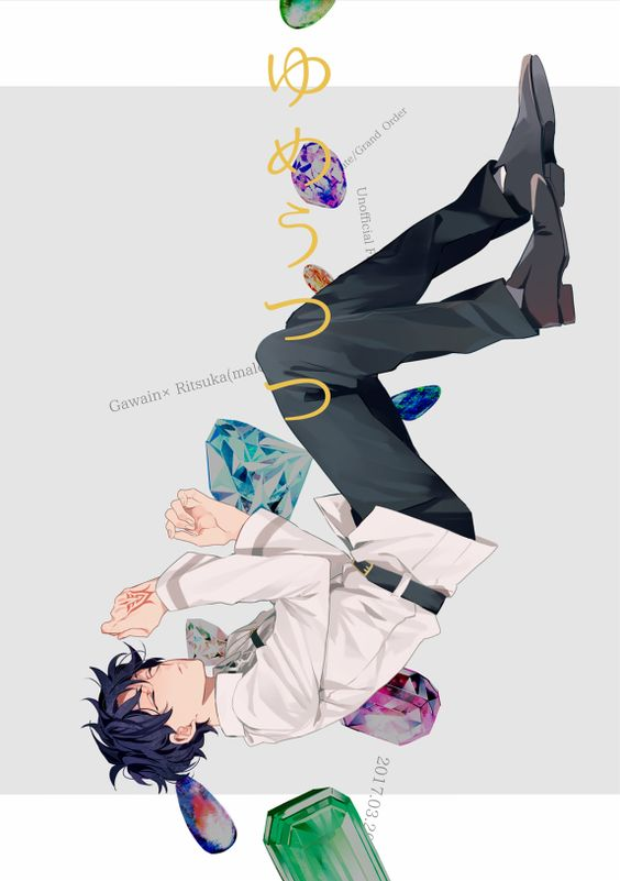 Poetry Manga inspirations images v1